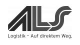 Logo: A.L.S. Allgemeine Land- und Seespedition GmbH