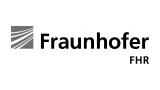 Logo: Fraunhofer Institut für Hochfrequenzphysik und Radartechnik FHR
