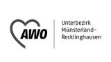 Logo: Arbeiterwohlfahrt Unterbezirk Münsterland-Recklinghausen