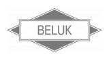 Logo: BELUK GmbH Betriebseinrichtungen für Licht- und Kraftanlagen
