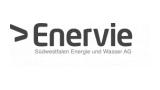 Logo: ENERVIE – Südwestfalen Energie und Wasser AG