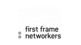 Logo: first frame networkers ag