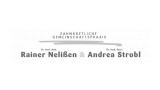 Logo: R. Nelißen & A. Strobl zahnärtzliche Gemeinschaftspraxis