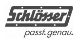 logo: SCHLÖSSER GmbH & Co. KG