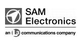 Logo: SAM Electronics GmbH