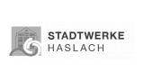 Logo: Stadtwerke Haslach