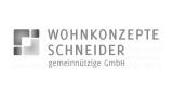 Logo Wohnkonzepte Schneider gemeinnützige GmbH