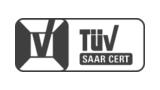 Logo: TÜV Saarland Certification GmbH